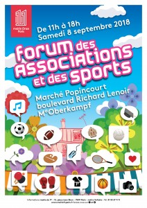 Affiche Forum des associations et des sports - 08092018 - JPEG